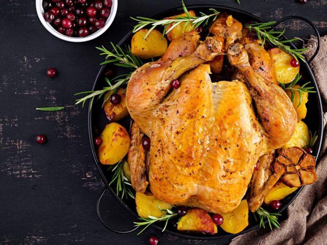 Le poulet de ma région - Jaune